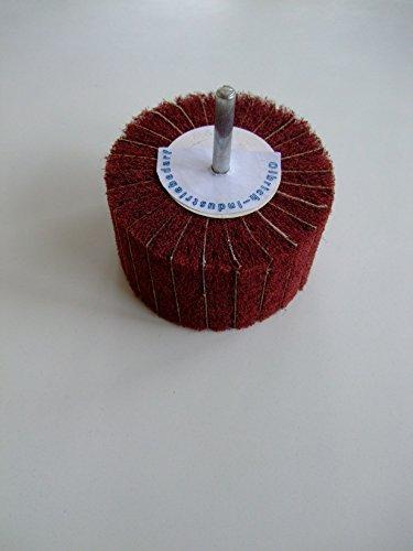 Fächerschleifer 80x50x6 mm Schleifpapier & Schleifvlies Korn 240 - 1 Stück