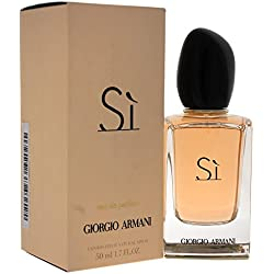Armani Si di Giorgio Armani - Eau de Parfum Edp - Spray 50 ml.