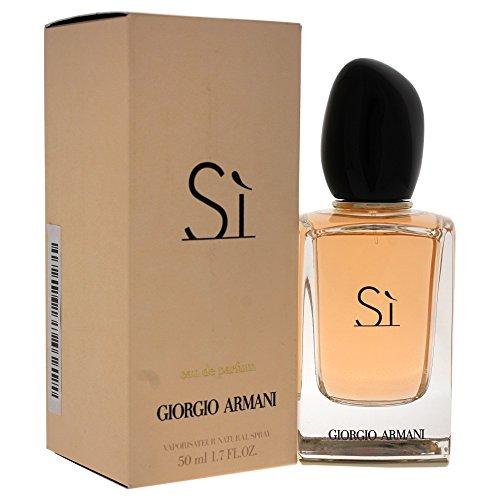 Leidenschaft Vanille Parfüm (Armani Si femme/ woman Eau de Parfum Vaporisateur/ Spray, 50 ml, 1er Pack, (1x 50 ml))