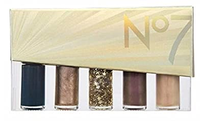 No7 Nail Collection