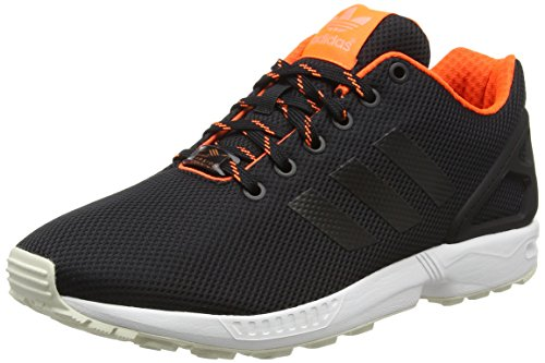 x Low-Top, Schwarz (Core Black/Solar Orange/Sun Glow), 40 EU ()