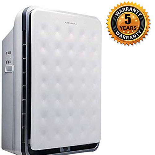 Eureka Forbes Dr. Aero guard SCPR 700 Air Purifier Review