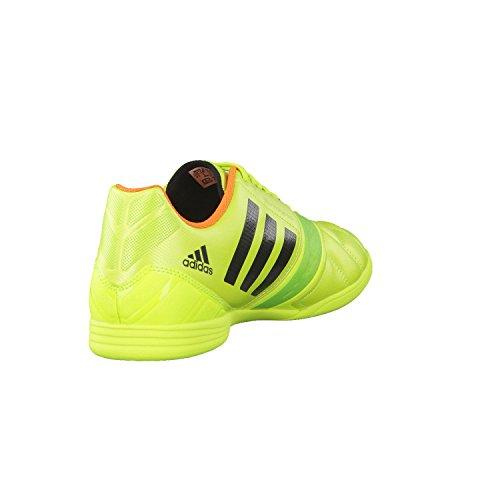 Scarpe da uomo adidas Performance base ball, (Grün (Solar Slime/Solar Zest/Black)), 37 1/3 (Grün (Solar Slime/Solar Zest/Black))