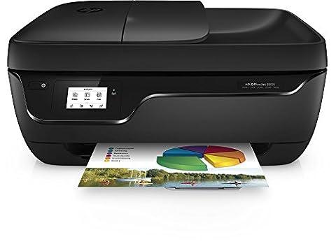 HP Officejet 3830F5R95B All-in-One Imprimante jet d'encre multifonction (A4, imprimante,