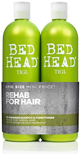 Tigi Bed Head Urbana - Antidoti Ri-energizzare (Tween shampoo e balsamo Duo Set), 2 X 750 ml