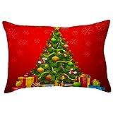 serliy Weihnachten Färben Weich Taille Wurf Flauschige kissenbezüge kissenhüllen Spannbettlaken Hause sofakissenbezug günstige schöne Moderne Plüsch Hohe Qualität Polsterung Baumwolle bettwäsche