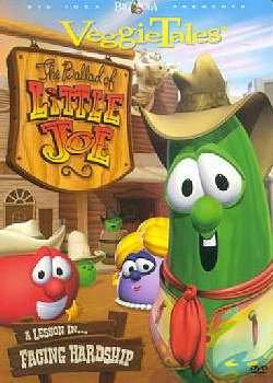 Preisvergleich Produktbild DVD-Veggie Tales: Ballad Of Little Joe