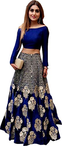 Amit Fashions Indischer Designer Lehenga Choli (Lehenga Choli Indische)