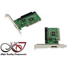 Kalea-Informatique–Tarjeta controladora IDE SATA eSATA sobre puerto PCI–Chipset Promise pcd20378–Windows 98, 2000, XP, Vista, Seven, 8, 8.1, 10.