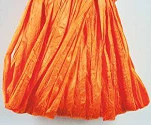 Rayonbast, Matt, Orange, Strang 20 m