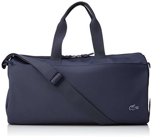 Lacoste - L1212 Concept, Borsa con Maniglia Uomo Blu (Peacoat)