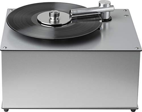 Pro-Ject VC-S2 ALU, Premium Schallplattenreinigungsmaschine, Silber