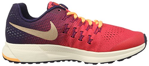 Nike Mädchen 834317-800 Trail Runnins Sneakers Orange
