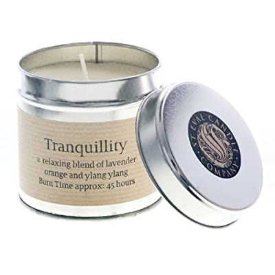 St Eval Scented Candle Tin - Tranquility by St Eval