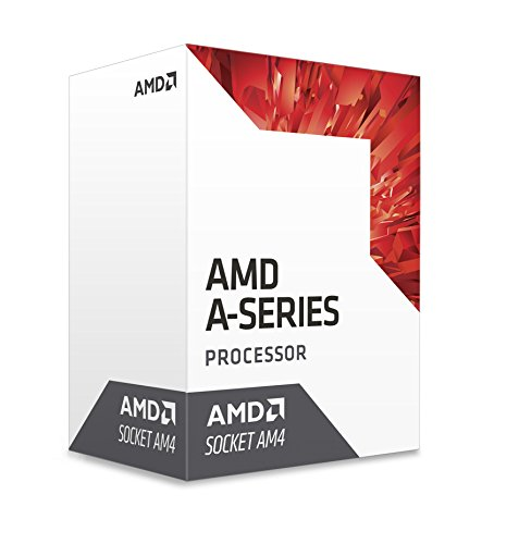 AMD 7th Gen A10 9700E APU