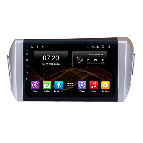 Android 7.1/8.1 Octa Core Car DVD Radio GPS Navigation