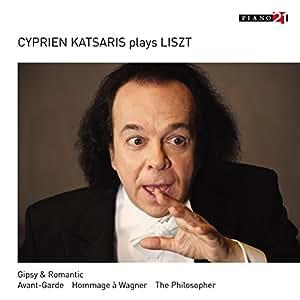 Katsaris Plays Liszt Vol.1, Gipsy & Romantic, Avant-Garde