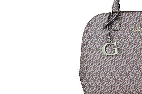 Hand Guess GG456306 Braun Synthetisch Köfferchen Damen 8vpqUAvn