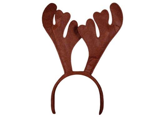 serre-tete-avec-bois-de-renne-cerf-marron-wm-19a-hauteur-du-motif-bois-de-renne-environ-20-cm-conven