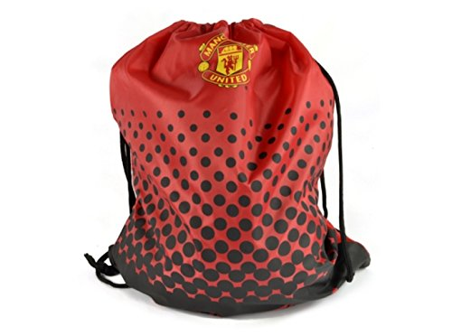 Manchester United F.C. Manchester United F.C Fade Design Gym Bag