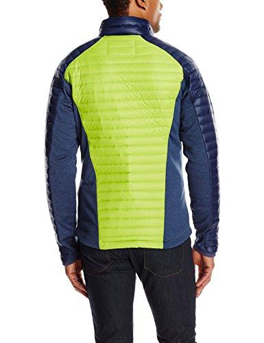 Helly hansen hybrid verglas insulator veste pour femme Vert - Park Green