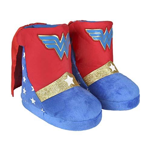 Cerdá Zapatillas De Casa Bota Dc Superhero Girls Slippers