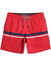 MaaMgic Fête des Pères Homme Short de Bains Maillot de Bain Pants Court de Sport  Séchage 783f434ae87