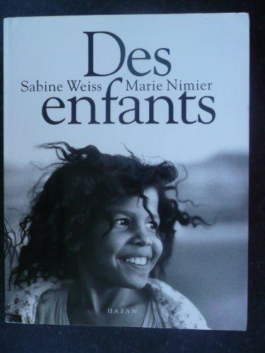 Des enfants par Sabine Weiss, Marie Nimier