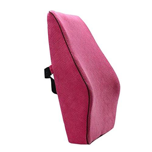 Blancho Coussin de voiture de coussin arrière élégant/soutien de taille de coussin de chaise de bureau #35