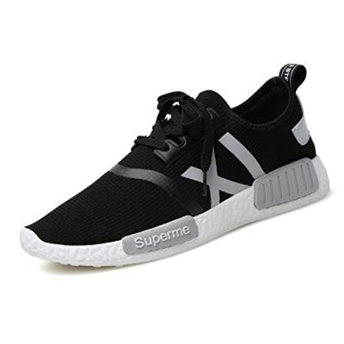Men's Breathable Wearable Super Light Athletic Running Shoes 3