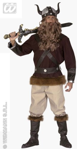 Widmann - Erwachsenenkostüm - Wikinger Kostüme
