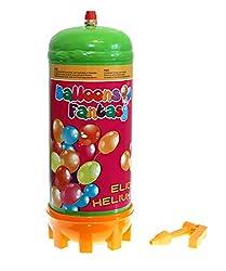 Helium für Luftballons Ballongas Gasflasche 1,8 Liter gefüllt - Einweggasflasche