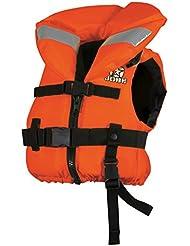 Jobe comodidad del canotaje chaleco adulto Junior, chaleco, unisex, color Naranja - naranja, tamaño large