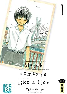 March comes in like a lion Edition 48h BD Tome 1
