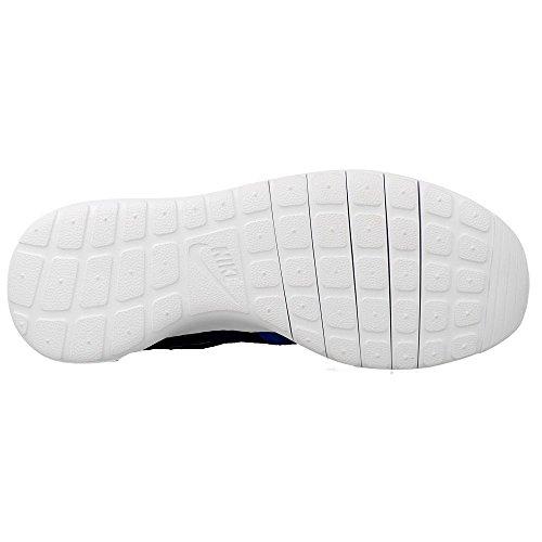 Nike Rosherun Scarpe da Corsa, Unisex Bambino Blu elettrico