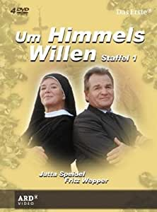 Um Himmels Willen, DVD-Videos : Staffel 1, 4 DVDs