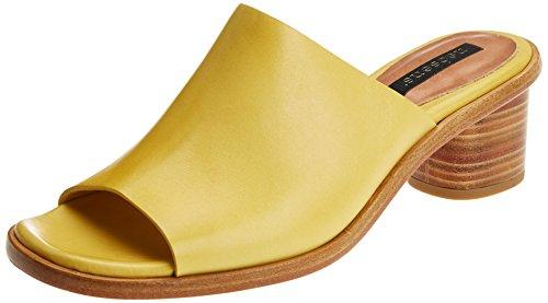 Neosens S972, Sandales Bout Ouvert Femme Jaune (Ceylon Yellow)