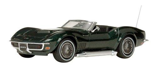 modellino-auto-chevrolet-corvette-c3-convertible-1968-british-verde-scala-143-model-36237
