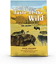 Taste of the Wild High Prairie with Roasted Venison & Bison