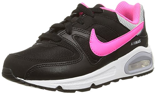 Nike Air Max Command (Ps), - homme BLACK/PINK POW-WOLF GREY-WHITE