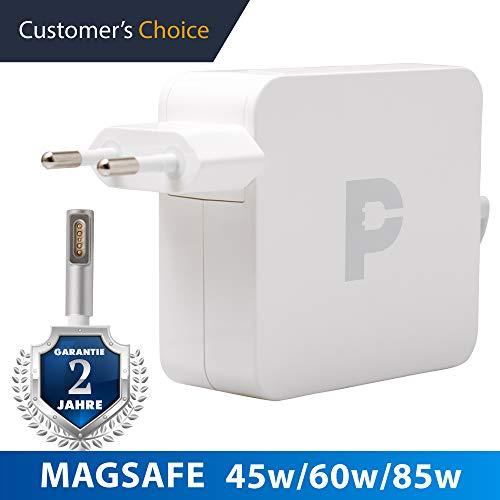 Magsafe 45w - Ladekabel MacBook Air | 2 Jahre Garantie auf 45w Magsafe Power Adapter | Zertifiziertes Ladekabel für Apple MacBook air A1237 / A1245 / A1304
