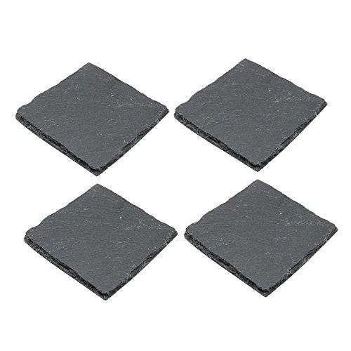 com-fourr-4er-set-schieferplatte-10-x-10-cm-buffetplatte-untersetzer