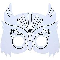 Amazones Buhos Máscaras Accesorios Juguetes Y Juegos