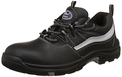 Allen Cooper AC-1425 Heat Resistant Safety Shoe, ISI Marked for IS:15298 Pt-2, PU Midsole NR OutSole, Size 5