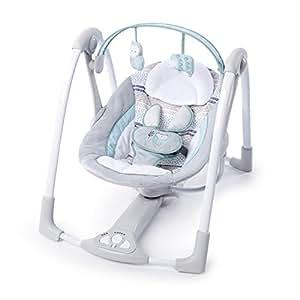 Ingenuity, tragbare Babyschaukel mit Adapter, Abernathy