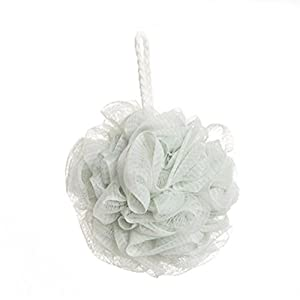 Esponja de baño Bigboba de cuerpo, esponja suave, para jabón, exfoliante, azul, 13*13cm