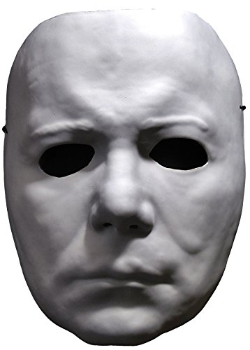 Adult Halloween Michael Myers Vacuform Mask Standard
