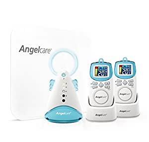 angelcare ac401 deluxe movement and sound baby monitor baby. Black Bedroom Furniture Sets. Home Design Ideas