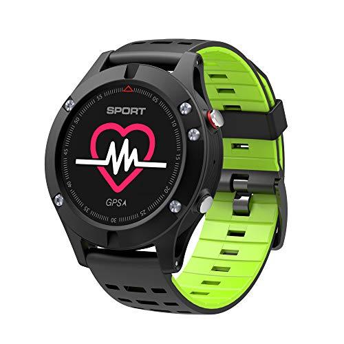 XUEQQ Sportuhr Bluetooth Smartwatch Android Heart Rate Monitor Smart Watch wasserdicht GPS Watch Pulsuhr Armband Sport Smartwatch