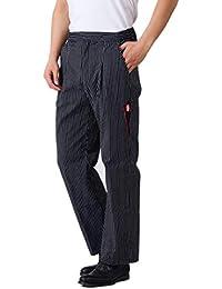 d7ca2d15390b Sawanica Chefs Trousers Chef Pants Work Baggy Pants